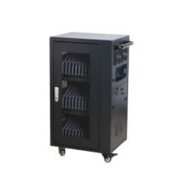 Шкафи для зберігання та зарядки ноутбуків та планшетів
