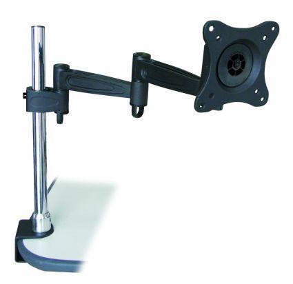 Крепление для  LCD монитора настольное BRATECK LCD-T13 BLACK