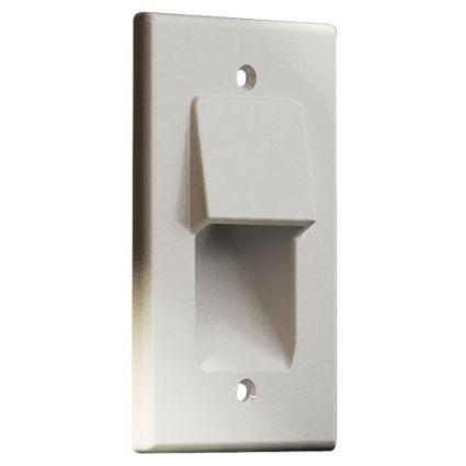 Панель для крепления и укладки кабеля на стене CS01-1 (CS01-1 'CS01-1')