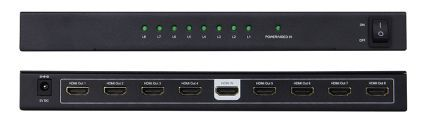 Сплиттер HDMI Hollyland HLHD0108B
