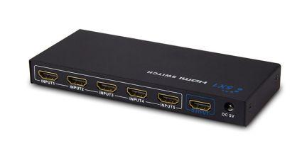 Коммутатор HDMI Hollyland  HL-SWH501 1*5