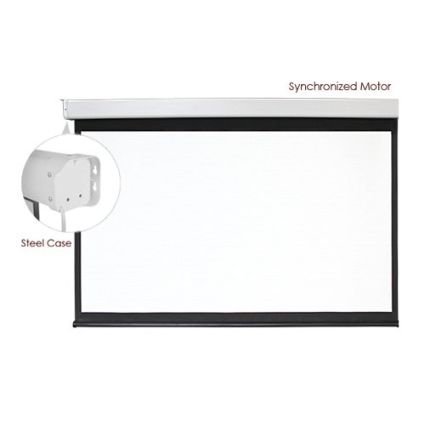 ESAA150 (16:9)  Екран моторизований 330*187