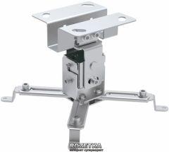 Крепление для проектора потолочное BRATECK PRB-2S SILVER