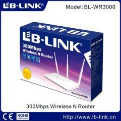 Безпроводной Wi-Fi роутер LB-Link BL-WR4000
