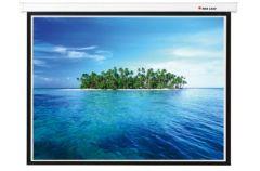 Экран для проектора настенный 203*203 SGM-1104 Redleaf Уценка!