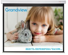 CB-MP100(16:9)WM5 GrandView Экран моторизированный 221x125